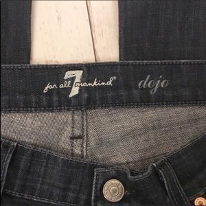 7 For All Mankind Jeans - 7 For All Mankind Dojo Jeans Sz 31